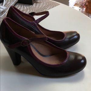Aldo leather Marijane never worn shoes size 37